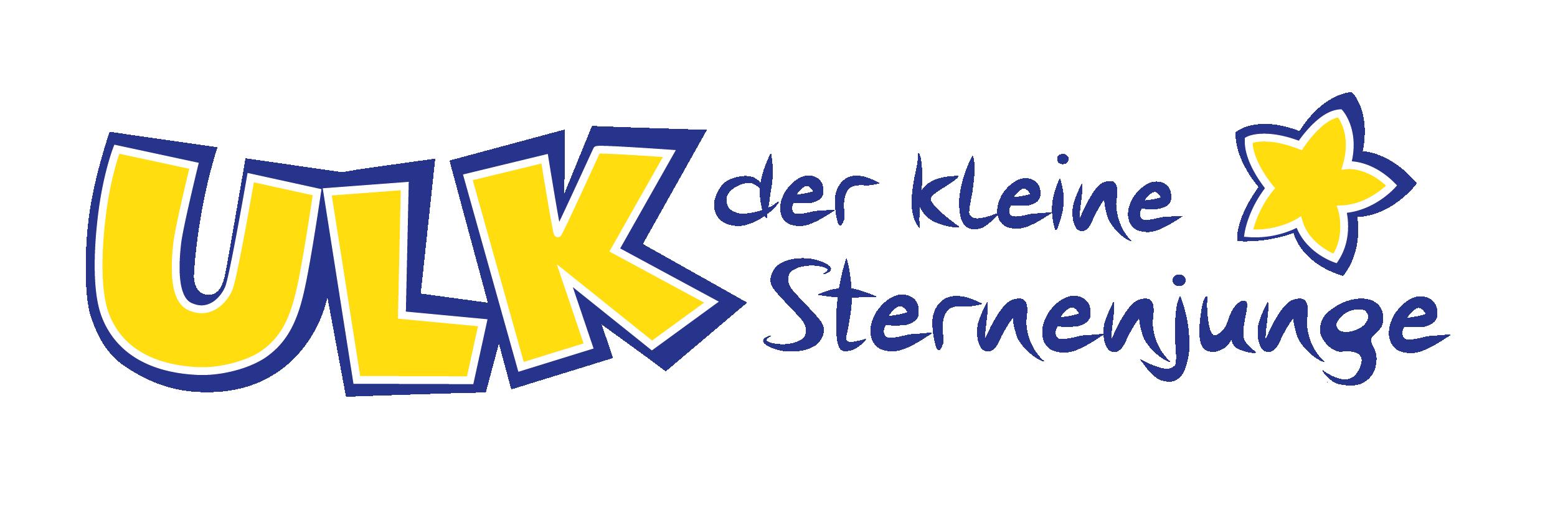 Ulk der kleine Sternenjunge Logo